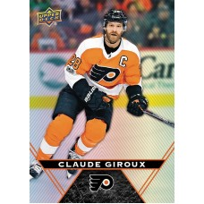 28 Claude Giroux  Base Card 2018-19 Tim Hortons UD Upper Deck