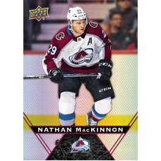 29 Nathan MacKinnon  Base Card 2018-19 Tim Hortons UD Upper Deck