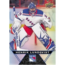30 Henrik Lundqvist Base Card 2018-19 Tim Hortons UD Upper Deck