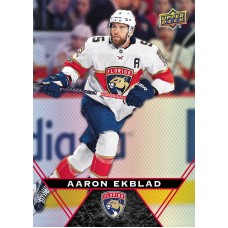 32 Aaron Ekblad Base Card 2018-19 Tim Hortons UD Upper Deck