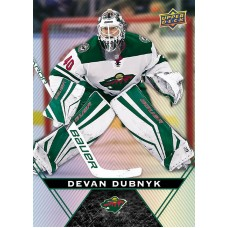 33 Devan Dubnyk Base Card 2018-19 Tim Hortons UD Upper Deck