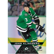 3 John Klingberg Base Card 2018-19 Tim Hortons UD Upper Deck
