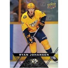 42 Ryan Johansen  Base Card 2018-19 Tim Hortons UD Upper Deck