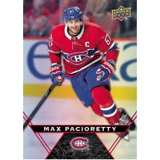 43 Max Pacioretty Base Card 2018-19 Tim Hortons UD Upper Deck