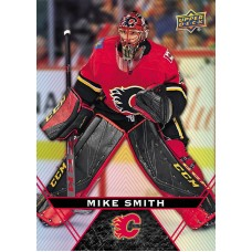 45 Mike Smith Base Card 2018-19 Tim Hortons UD Upper Deck
