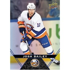 48 Josh Bailey  Base Card 2018-19 Tim Hortons UD Upper Deck