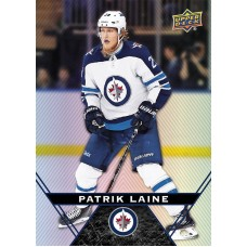 50 Patrik Laine Base Card 2018-19 Tim Hortons UD Upper Deck