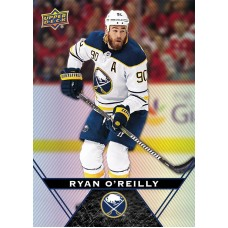 51 Ryan O'Reilly Base Card 2018-19 Tim Hortons UD Upper Deck
