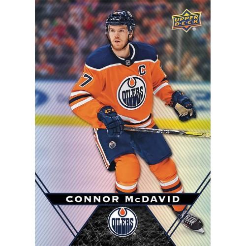 97 Connor McDavid Base Card 2018-19 Tim Hortons UD Upper Deck 21e982881