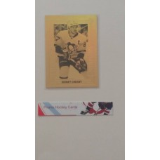 GE-1 Sidney Crosby 2018-19 Tim Hortons UD Upper Deck Gold Etchings