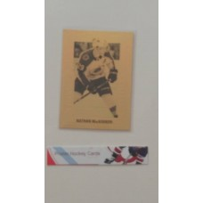 GE-9 Nathan MacKinnon 2018-19 Tim Hortons UD Upper Deck Gold Etchings