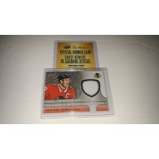 Jonathan Toews Relic Jersey Card Redemption 2018-19 Tim Hortons Upper Deck UD