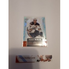 CC-1 Connor McDavid Clear Cut Phenoms Set 2019-20 Tim Hortons UD Upper Deck