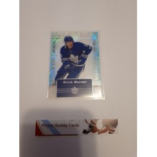 CC-3 Mitch Marner Clear Cut Phenoms Set 2019-20 Tim Hortons UD Upper Deck
