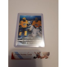 D-13 P.K. Subban / Pekka Rinne Duos 3D Set 2019-20 Tim Hortons UD Upper Deck