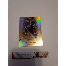 GE-2 Nathan MacKinnon Gold Etchings Set 2019-20 Tim Hortons UD Upper Deck