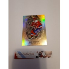 GE-8 Alex Ovechkin Gold Etchings Set 2019-20 Tim Hortons UD Upper Deck
