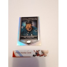 HD-12 Joe Thornton Highly Decorated 2019-20 Tim Hortons UD Upper Deck