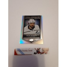 HD-6 Drew Doughty Highly Decorated 2019-20 Tim Hortons UD Upper Deck