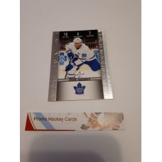 HGD-7 John Tavares Game Day Action Set 2019-20 Tim Hortons UD Upper Deck