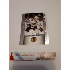 HGD-8 Jonathan Toews Game Day Action Set 2019-20 Tim Hortons UD Upper Deck
