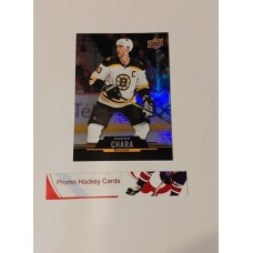 2 Zdeno Chara Base Card 2020-21 Tim Hortons UD Upper Deck