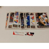 C-1-15 NHL Canvas Set 2020-21 Tim Hortons UD Upper Deck
