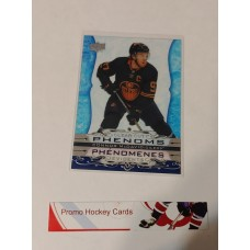 CC-1 Connor McDavid Clear Cut Phenoms 2020-21 Tim Hortons UD Upper Deck