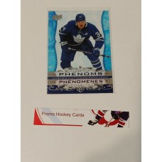 CC-7 Auston Matthews Clear Cut Phenoms 2020-21 Tim Hortons UD Upper Deck