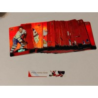 DC-1-50 Base Red Die-Cut Parallel Set 2020-21 Tim Hortons UD Upper Deck