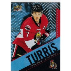 7 Kyle Turris Base Set Tim Hortons 2015-2016 Collector's Series