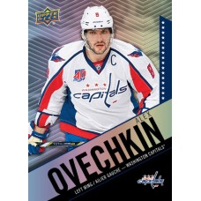8 Alexander Ovechkin Base Set Tim Hortons 2015-2016 Collector's Series