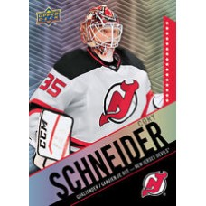 94 Cory Schneider Base Set Tim Hortons 2015-2016 Collector's Series