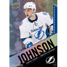 9 Tyler Johnson Base Set Tim Hortons 2015-2016 Collector's Series