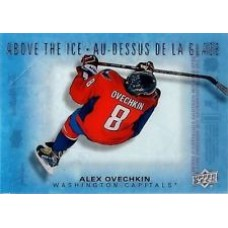 AI-AO Alex Ovechkin  Above the Ice Insert Set Tim Hortons 2015-2016 Collector's Series