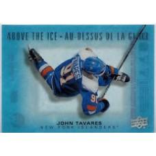 AI-JT John Tavares  Above the Ice Insert Set Tim Hortons 2015-2016 Collector's Series