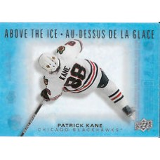 AI-PK Patrick Kane  Above the Ice Insert Set Tim Hortons 2015-2016 Collector's Series
