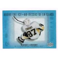 AI-SC Sidney Crosby Above the Ice Insert Set Tim Hortons 2015-2016 Collector's Series