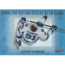AI-SS Steven Stamkos Above the Ice Insert Set Tim Hortons 2015-2016 Collector's Series