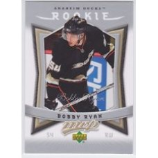Bobby Ryan RC 2007-08 Upper Deck MVP Redemption #353 Rookie Card UD