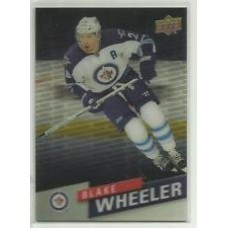 FF-10 Blake Wheeler Franchise Force Insert Set Tim Hortons 2015-2016 Collector's Series
