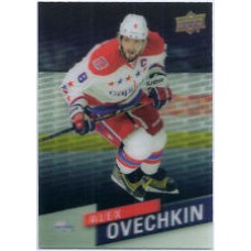 FF-12 Alex Ovechkin Franchise Force Insert Set Tim Hortons 2015-2016 Collector's Series