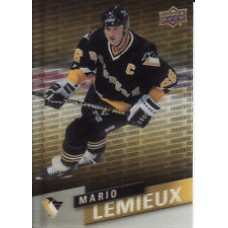 FF-2 Mario Lemieux Franchise Force Insert Set Tim Hortons 2015-2016 Collector's Series