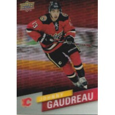FF-4 Johnny Gaudreau Franchise Force Insert Set Tim Hortons 2015-2016 Collector's Series