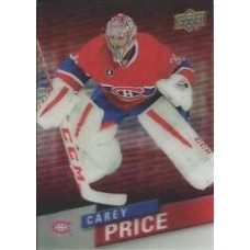 FF-6 Carey Price Franchise Force Insert Set Tim Hortons 2015-2016 Collector's Series