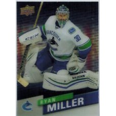FF-9 Ryan Miller Franchise Force Insert Set Tim Hortons 2015-2016 Collector's Series