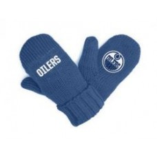 NHL PODIUM MITTS (A) OILERS