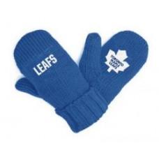 NHL PODIUM MITTS (A) LEAFS
