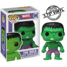 Funko Pop! Marvel The Hulk Vinyl Action Figure Bobble Head #08 FU2275
