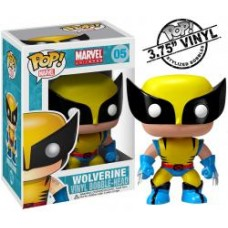 Funko Pop! Marvel Wolverine Vinyl Action Figure Bobble Head #05 FU2277